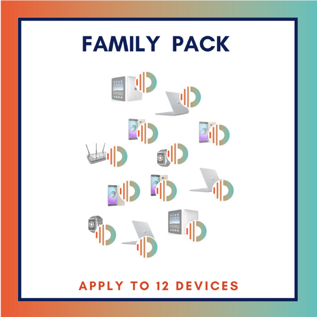 ORB Family Pack (Protects 12 Devices)