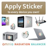 ORB - Omnia Radiation Balancer - Partner Pack (Protects 6 Devices)