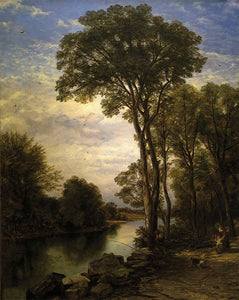 Thomas Creswick - Trying For Nature