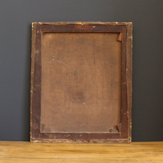 19th century canvas back