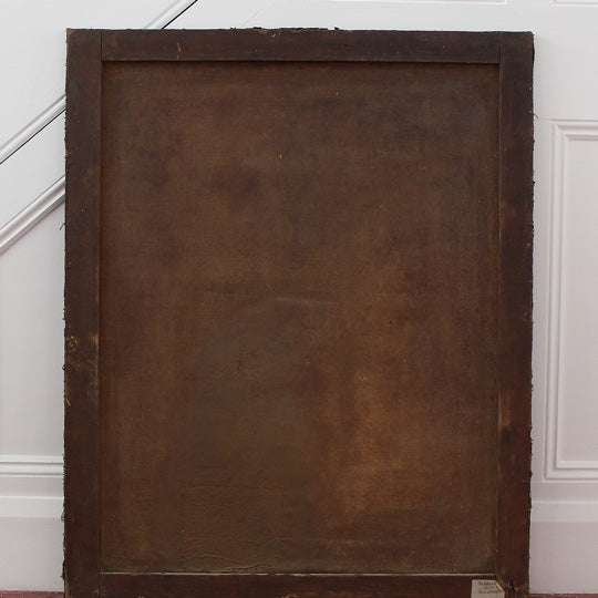 18th century canvas back