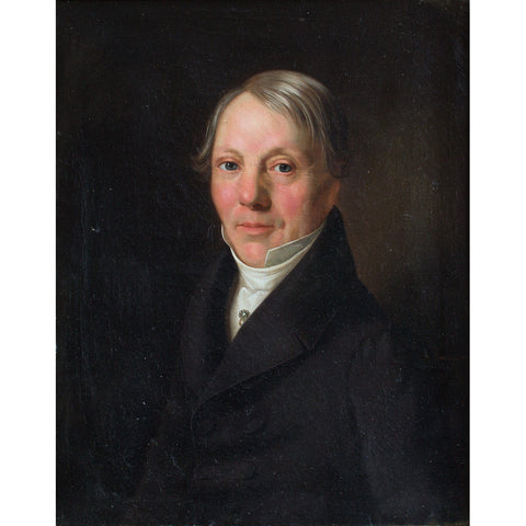 Morten Thrane Brünnich, Portrait Of A Gentleman