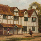 Hugh Church, Shakespeare's Birthplace, Stratford-Upon-Avon