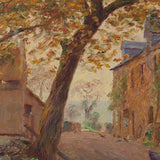 Edmond Le Bienvenu-Dutourp, Cottages In Clecy