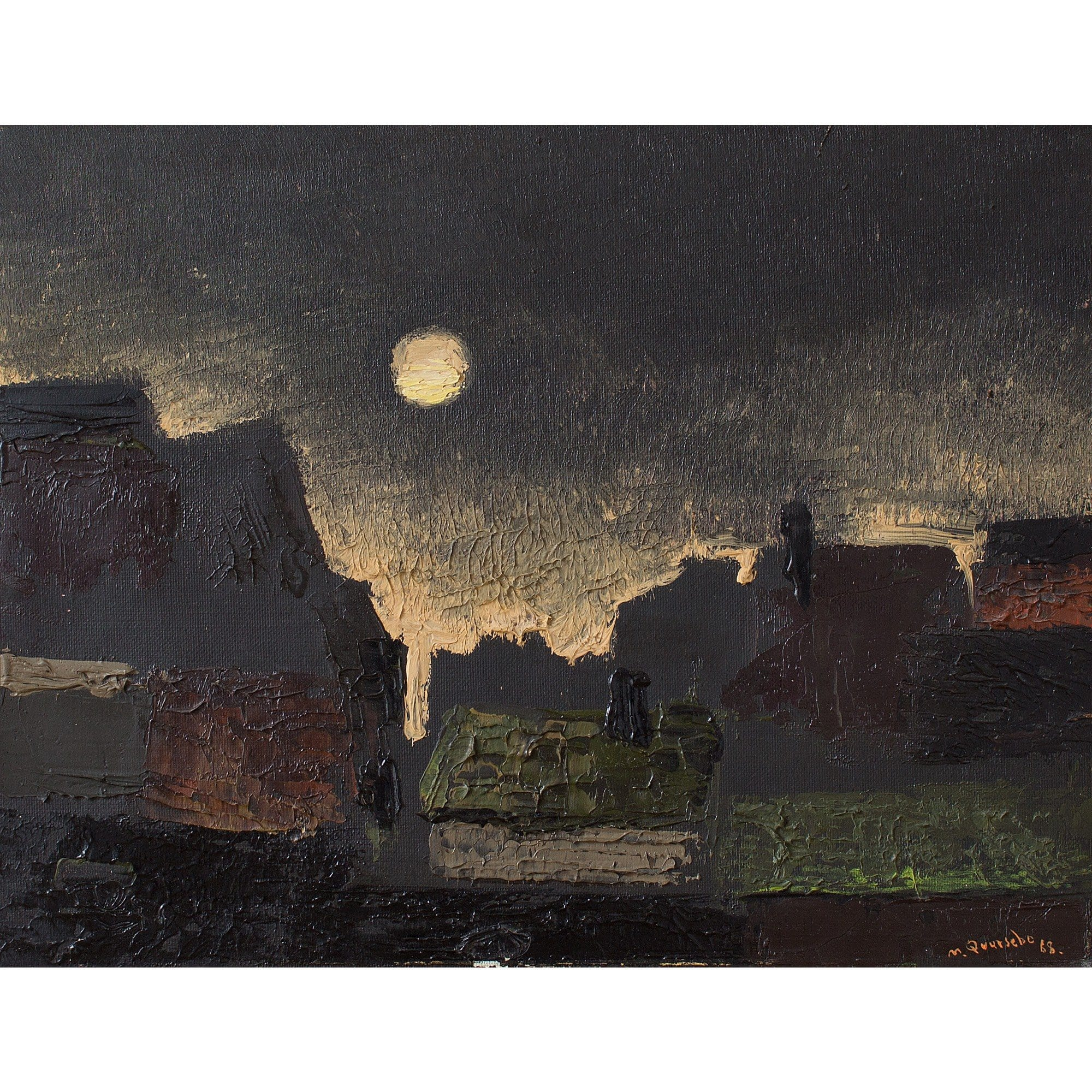 Michael Qvarsebo, Town Under Moonlight