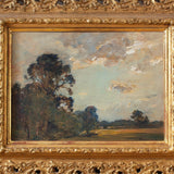 Reserved - James Herbert Snell, View Of Radcot, Oxfordshire