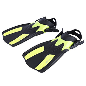 WHALE Adult  Snorkeling Diving Swimming Fins Trek for Professional Diver 2 Colors M XL Swimming Flipper Diving Fins