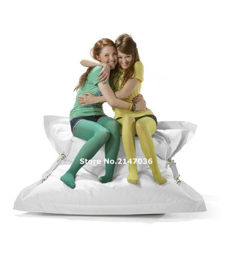 Indoor / outdoor XXL bean bag, many colors available