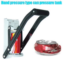 Bottle Opener Beer Tin Can Crusher With Grip Handle Wall Mounted Recycling Tool Hogard