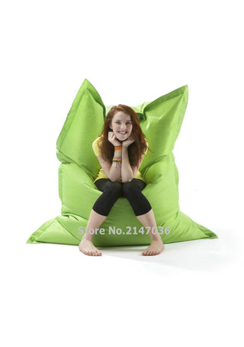 Indoor / outdoor XL bean bag, many colors available