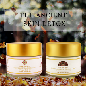 THE ANCIENT FLORAL & CLAY BEAUTY DETOX