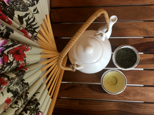 Green tea Ritual is a Japanese tradition to aesthetically enjoy relaxation, peace, calm & simply a sense of being in the company of dear one. An Oriental staple, green tea holds a ceremonial relevance & offers a host of beauty & health benefits.