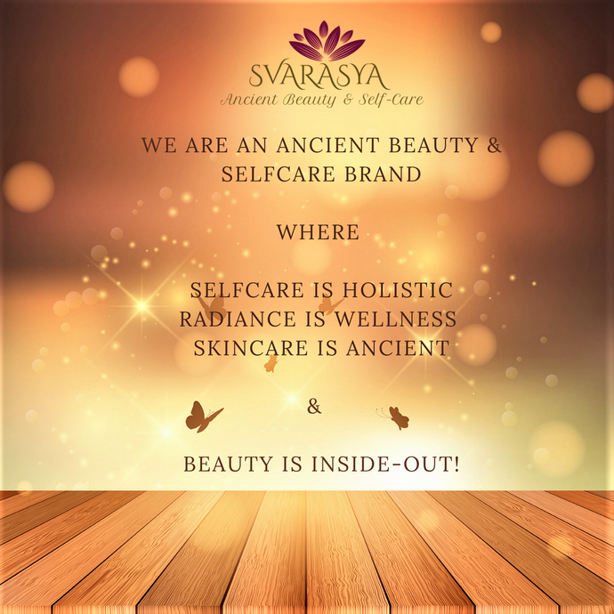 HOLISTIC BEAUTY WITH SVARASYA
