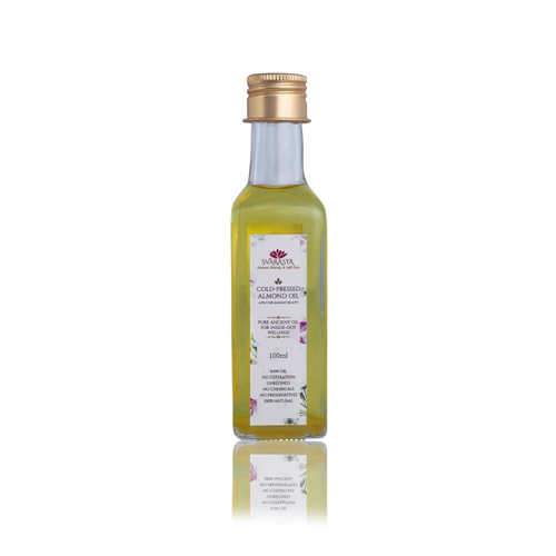 COLD-PRESSED ALMOND OIL