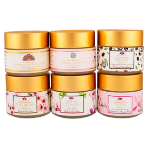 LUXURIOUS FLORAL FACE & BODY HOME SPA