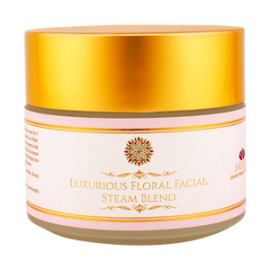 LUXURIOUS FLORAL FACIAL STEAM BLEND