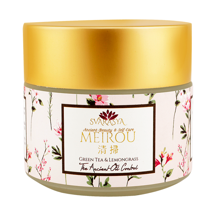 MEIROU - THE ANCIENT OIL CONTROL MASQUE