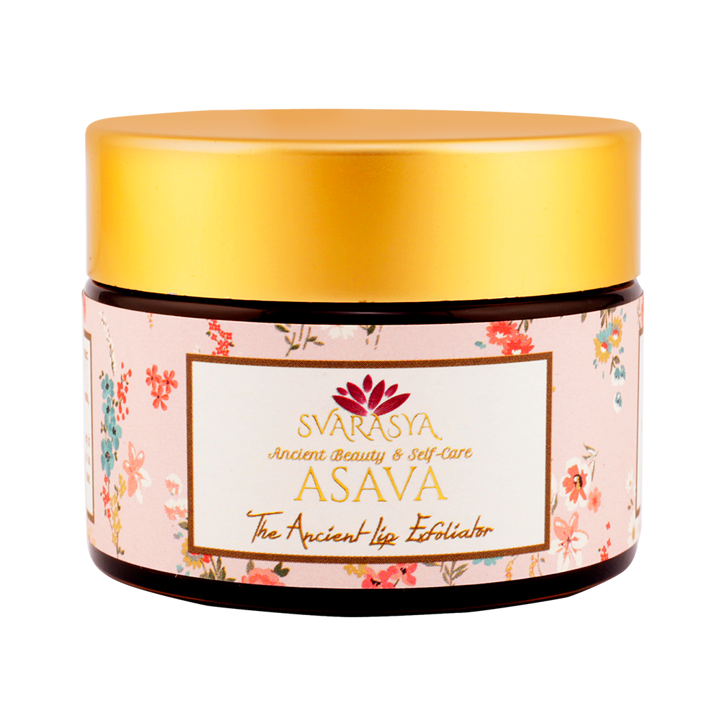 ASAVA - THE ANCIENT LIP EXFOLIATOR