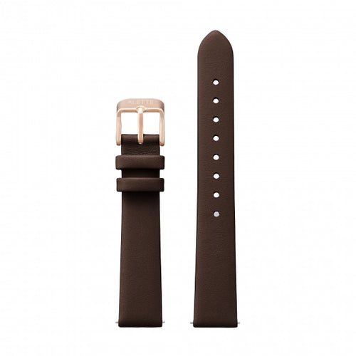 Watchstrap Lily collection Brawn x Rose Gold
