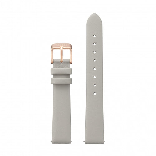 Watchstrap Lily collection Grey x Rose Gold