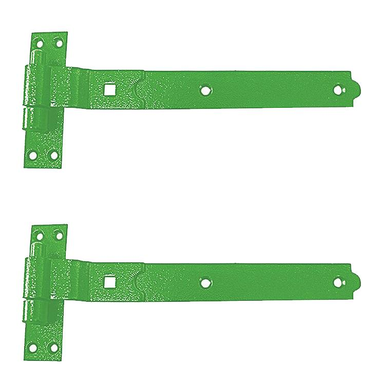 "600mm 24"" Cranked Hook & Bands - Green"