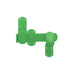 Kickover Stable Latches - Green