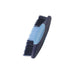 Ergonomic Long Body Brush - Blue