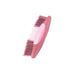 Ergonomic Long Body Brush - Pink