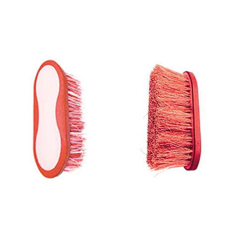 Colourful Dandy Brush (40mm Bristle) - Red