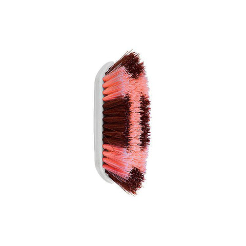 "216mm (8.5"") Two Tone Softened Dandy Brushes (45mm Bristle) - Red"