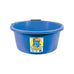 3 Gallon (15 Ltr) Crush-Tuff Shallow Feeder Bucket - Blue