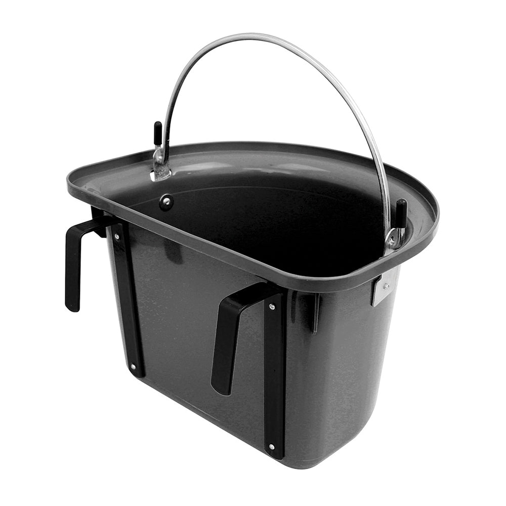 Hook Over Portable Manger with Handle 12L