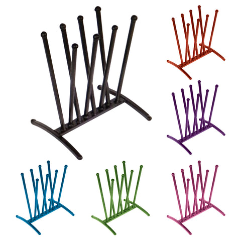 4 Pair Welly Boot Rack
