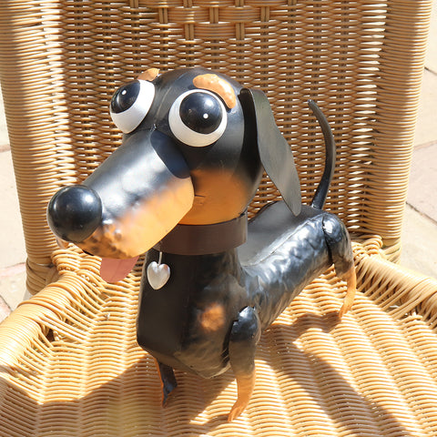 Darcey the Dachshund (Bobble Buddies)