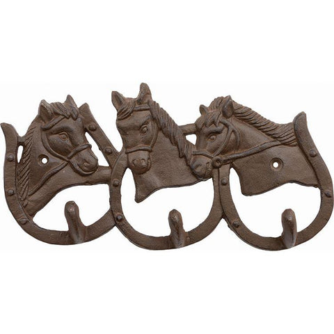 3 Hook Horse Shoes