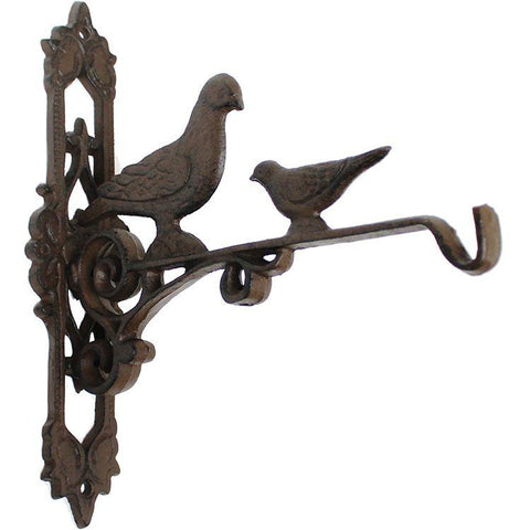 Bird Hanging Basket Bracket
