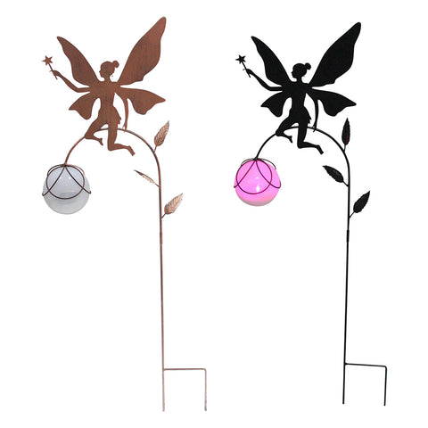 Solar Fairy Stake with Wand