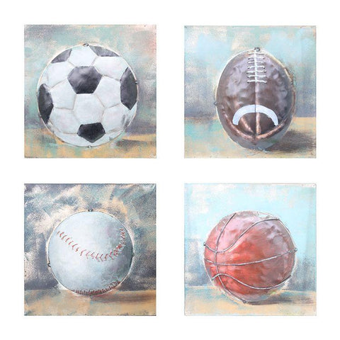 Set of 4 Ball Sport