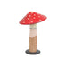 Wood & Metal Toodstool - Medium