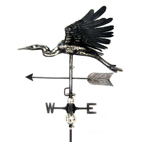 3D Bird Weathervane with Garden Stake