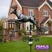 3D Deer Weathervane with Garden Stake