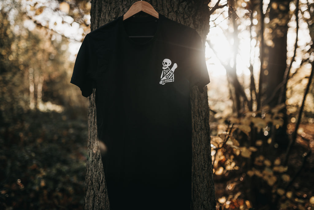 Black Skully T-Shirt