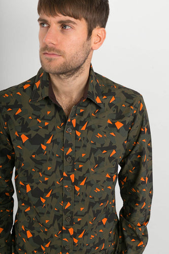 Green-Orange-Camouflage-Military-Print-Cotton-Mens-Shirt-Avalonia-Avalonia-Online