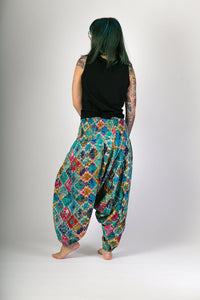 Blue-Print-Cotton-Hareem-Yoga-Jumpsuit-Pants-Avalonia-Avalonia-Avalonia