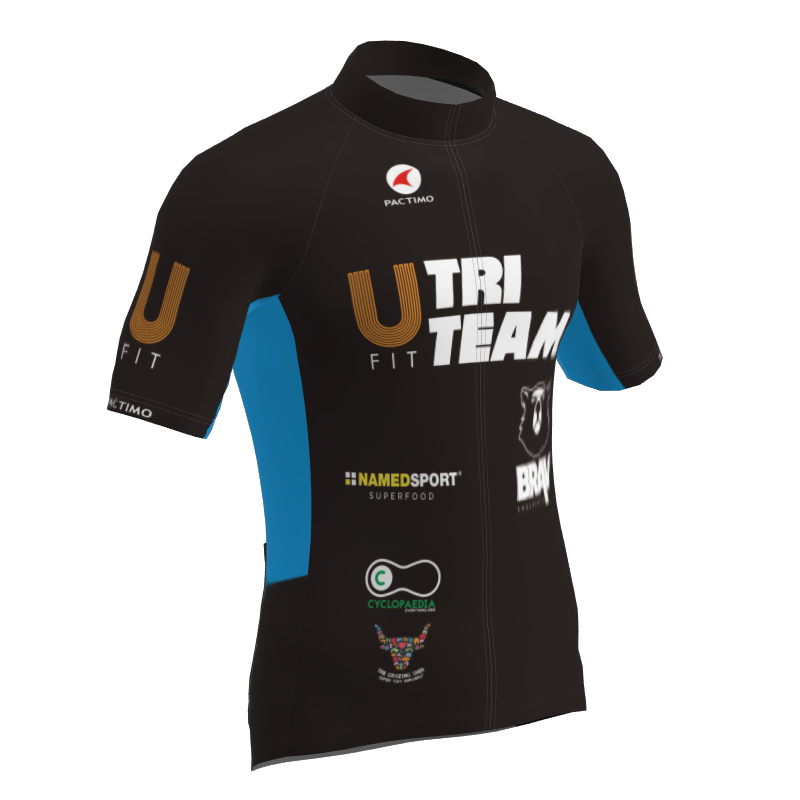 UFit Tri Men's Continental Jersey - UFit Gym Cardiff