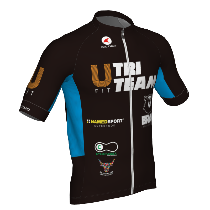 UFit Tri Men's Summit Jersey - UFit Gym Cardiff