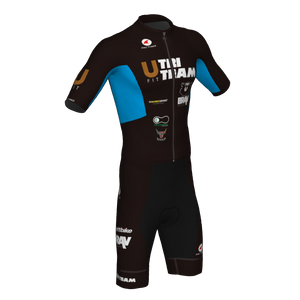 UFit Tri Men's Summit Tri Suit SS - UFit Gym Cardiff