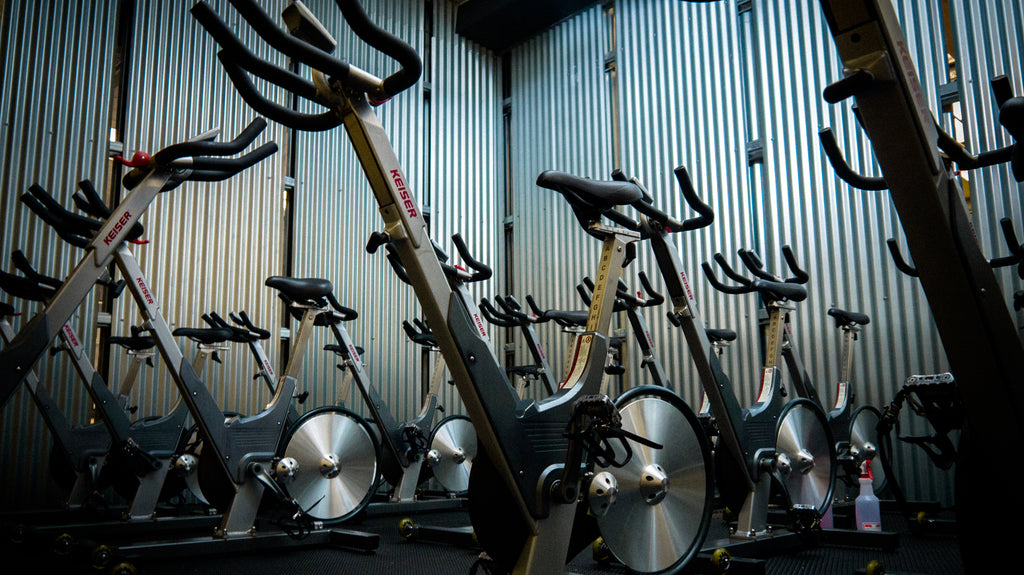 Studio Cycling (Spin) CPD - UFit Gym Cardiff