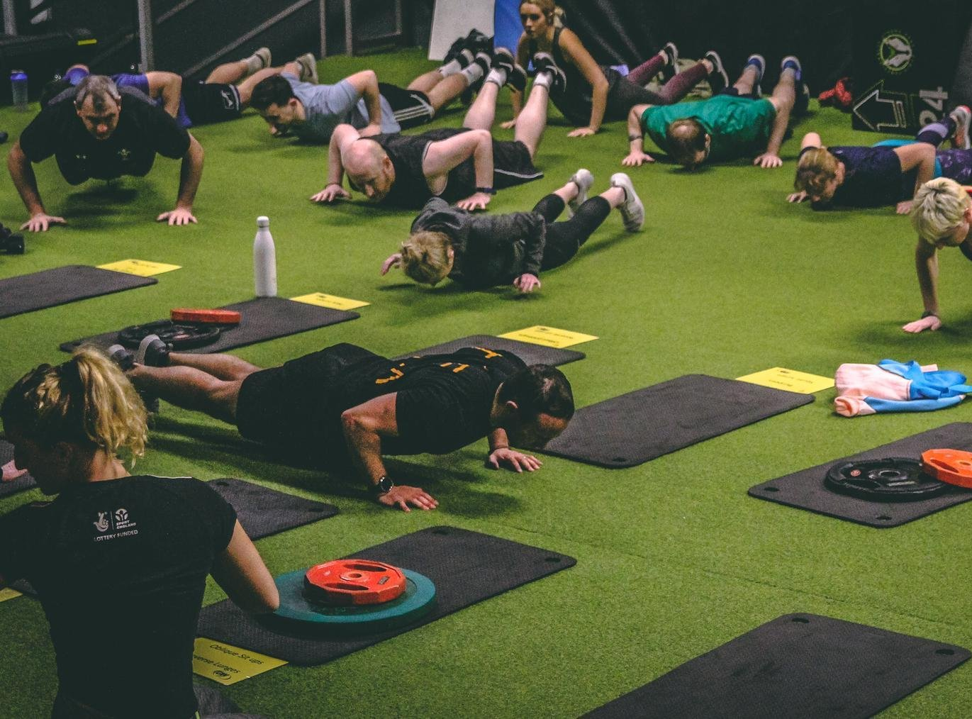 Full Monthly Membership (12 Month Contract) inc Classes