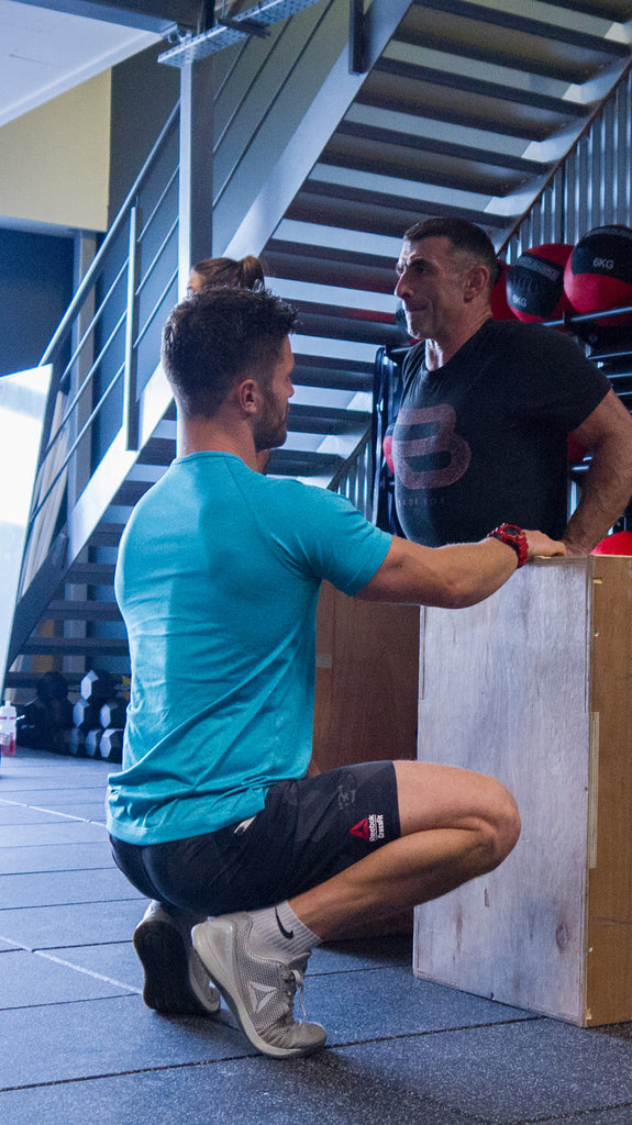 Gym Based Boxing CPD - UFit Gym Cardiff